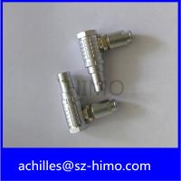 Wholesale PHG male lemo 5 pin right angel connector from china suppliers