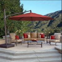Wholesale Durable Outdoor Furniture Garden Patio Furniture Sun Umbrella from china suppliers