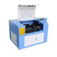 Wholesale High Precision 500*400mm Desktop Advertising  Co2 Laser Engraving Cutting Machine 60W from china suppliers