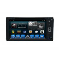 Wholesale Octa Core Indash Navigator Double Din Car DVD Player 6.95 Inch For Universal from china suppliers