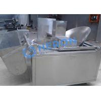 Wholesale Oil And Water Mixing Electric Heating Potato Fryer Machine , Outdoor Gas Deep Fryer from china suppliers