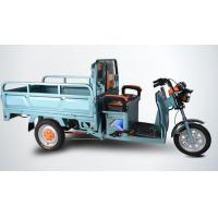 Wholesale Open Body Powerful Electric Tricycles / Three Wheel Electric Trike For Cargo from china suppliers