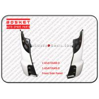 Wholesale Cxz51k 6wf1 Isuzu OEM Body Parts 1654726493 1654726483 White Front Side Panel from china suppliers