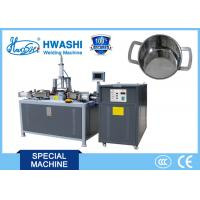 Wholesale HWASHI Cookware Spot Stainless Steel Welding Machine for SS Pan Handle from china suppliers