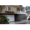 Buy cheap Work Steel Industrial Overhead Garage Doors Modern Weather Protection from wholesalers