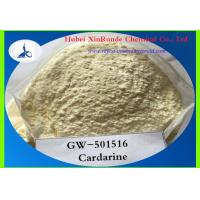 Wholesale Sarms GW501516 Raw Hormone Powders Selective Androgen Receptor Modulator Cardarine from china suppliers