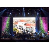 Wholesale Electronic Full Color P7.62 SMD 3 in 1 3528 1R1G1B Indoor Led Stage Backdrop Screen from china suppliers