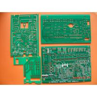 Wholesale Immersion Gold 0.5 - 6oz CEM - 1 Single Sided PCB with Green Solder Mask Applied to Game Machine from china suppliers