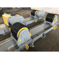Wholesale Heavy Duty Pipe Welding Rotator Pipe Welding Stand For Industry Pipe Turning from china suppliers