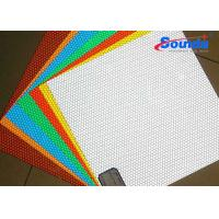Wholesale Permanent PSA Light Reflective Material for Working Area / Construction Site Signs from china suppliers