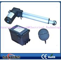 Buy cheap dc motor  low noise high quality linear actuator for tv lift /chair lift 12vdc/24vdc/110vdc from wholesalers