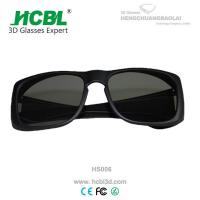 Wholesale Imax 3d Virtual Reality Glasses Linear Polarized for children from china suppliers