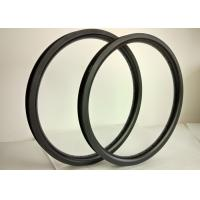 Wholesale Tubeless Ready Carbon BMX Rims 379mm ERD Toray Carbon Fiber Materials from china suppliers