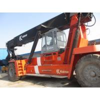 Wholesale 45T Kalmar container forklift Handler - heavy machinery Stacker from china suppliers