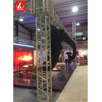 Wholesale Durable 6082 T6 Aluminum Spigot Truss Indoor Exhibition Truss 450mm * 450mm from china suppliers