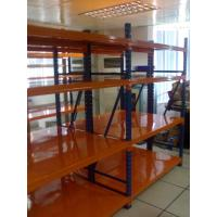 Wholesale 1500L 600D 1800H / 4 Levels Customized Medium Duty Racks Long Span Shelving from china suppliers
