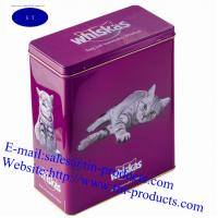Wholesale Different High Quality & Shapes food packaging BoX , food Packaing Can with emboss from china suppliers
