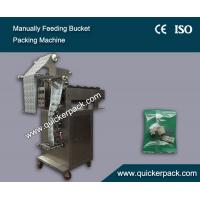 Wholesale Manually Feeding Automatic Back Seal Bag Hardware Packing Machine from china suppliers