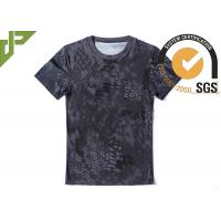 Wholesale Summer Typhon Men's Tactical T Shirts , Police Department T Shirts  Customized from china suppliers