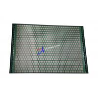 Wholesale 1050*695mm FLC 500 PWP Shale Shaker Screen In Solid Control / Desander from china suppliers