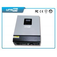 Wholesale 5kva pure sine wave inverter off grid  inverter with built-in charge controller from china suppliers