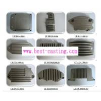 Wholesale Wholesale China competitive price LED Lighting Parts Aluminum Die Casting case from china suppliers