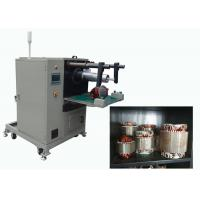 Wholesale Motor Stator Coil Servo Winding Inserting Machine with Wedge  SMT-QX10 from china suppliers