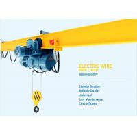 Wholesale Mini 10 Ton Univeral Wire Rope Electric Hoist Small Volume Light Weight from china suppliers