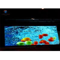 Buy cheap P3.91 Indoor LED Screens 250*250 mm module size light weight cabinet from wholesalers