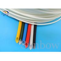 Wholesale Flame Retardant Silicone Fiberglass Sleeving Dielectric Strength from china suppliers