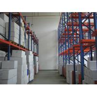 Wholesale 1500KG adjustable single access Drive In Pallet Racking with forklift working from china suppliers