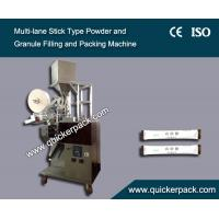 Wholesale High Speed Stick Type Bag Granules and Powder Filling and Packing Machine with Multi-lanes from china suppliers