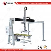 Quality Fully Automatic Flat Glass Handing Equipment Glass Loader With Safety System for sale