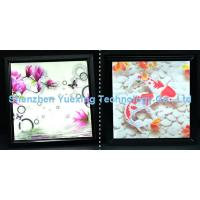 Wholesale Energy Saving 3D LED Panel For House / Airport With Colorful Fish Pattern from china suppliers