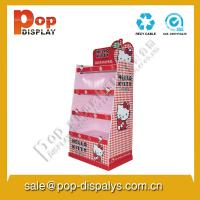 Wholesale Light Weight Marketing Cardboard Display Stands For Food Promotion from china suppliers