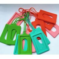 Wholesale silicone luggage case , silicone luggage tap brand ,silicone tag from china suppliers