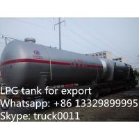 Wholesale Hot sale LPG gas storage tanks, High quality bulk LPG tanks for sale, from china suppliers
