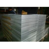 Wholesale Temper HO Aluminum Heat Transfer Plates For Radiator Heater Panels ISO 9001 from china suppliers