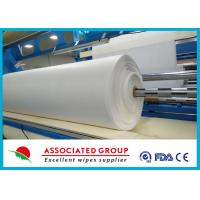 Wholesale Needlepunch Non Woven Roll With Viscose&Polyester / ES / PP, 40~1200GSM from china suppliers