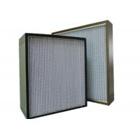 Wholesale High Capacity Dust Hepa Air Filters For HVAC System / Air Purification Filters from china suppliers
