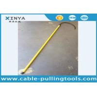 Quality Fiberglass Insulated Rescue Hook Safety Tools Foam Filled For Withdraw Injured Worker for sale