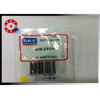 Wholesale Sealed Miniature Deep Groove Ball Bearings Stock  Ball Bearing 608-2RSH from china suppliers