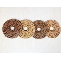 Wholesale High-efficient Dry Diamond Polishing Pads for stone from china suppliers
