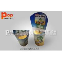 Wholesale Roll Blue Cardboard Dump Bin Display / Free Stand Dump Bin Box from china suppliers