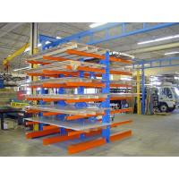 Wholesale Removable and Adjustable Q235B Steel and Automatic Adjustable Cantilever Racking from china suppliers