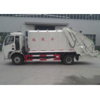 Wholesale 5CBM Compressed Garbage Compactor Truck Refuse Collection Vehicle from china suppliers