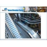 Wholesale Airport Automatic Escalator , Electric Glass Escalator / VVVF Moving Walks from china suppliers