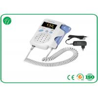 Wholesale Light Weight Pocket Fetal Doppler High Sensitivity 2MHz Probe from china suppliers