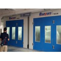 Wholesale Body Shop Spray Painting Booth Full Grilles 50Mm Thickness Wall Panel from china suppliers