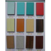 Wholesale White / Red Oak Melamine MDF Board Poplar For Furniture / Decoration from china suppliers
